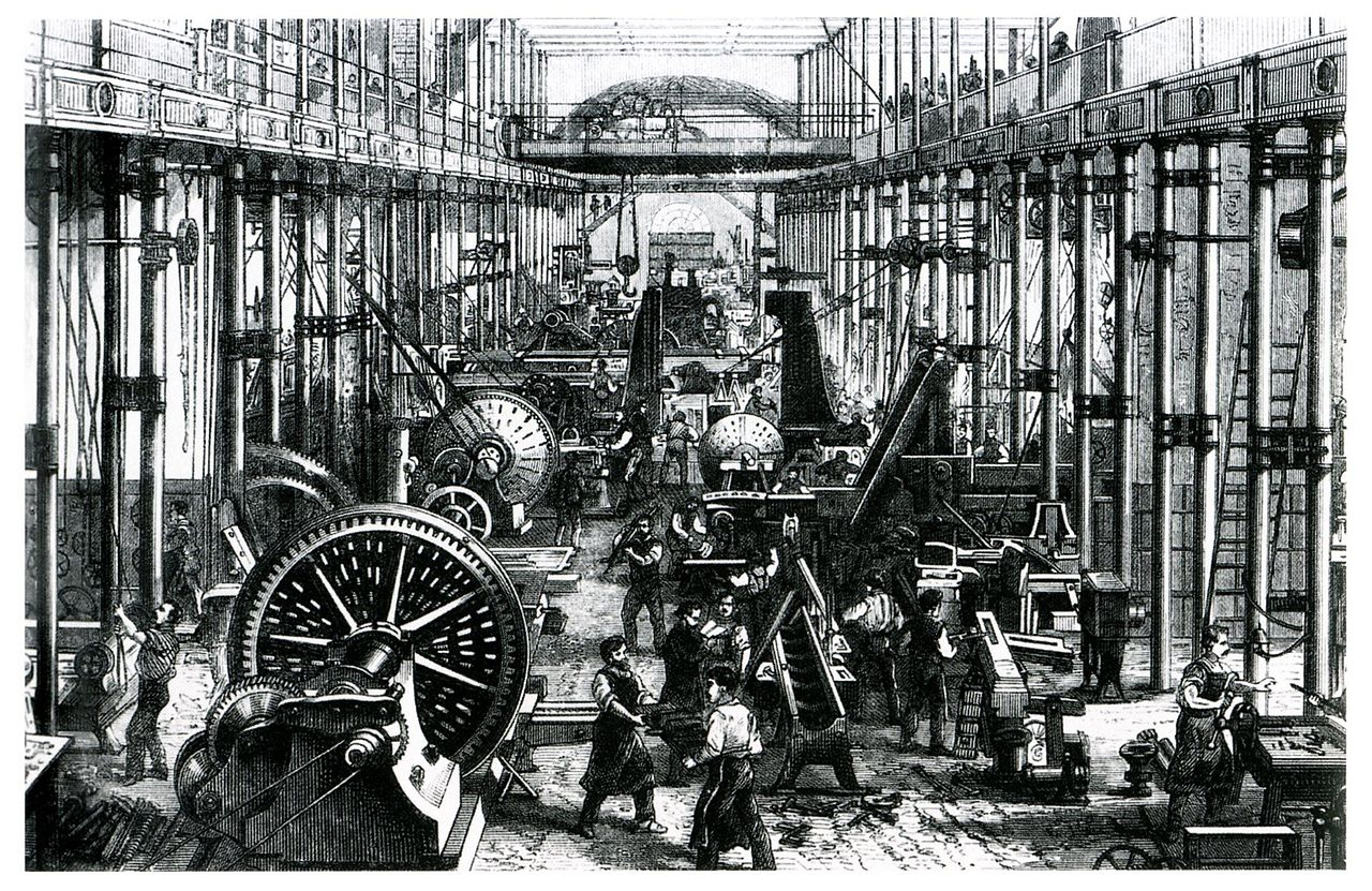 """industrialization in hard times Industrialization in """"hard times"""" by charles dickens the industrial revolution was an era of mechanization during this era, in 1854, charles dickens (1812-1870) wrote hard times to comment upon the change within society and its effect on its people."""